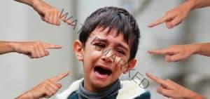 La douleur de l'enfant face au pervers narcissique : honte et désespoir